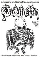 OUBLIETTE Issue 9