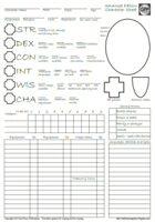 Advanced Character Sheets (US English version)