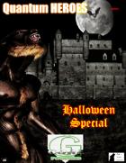 Quantum Heroes Halloween Special