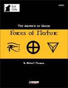 Archives of Maere: Forces of Nature