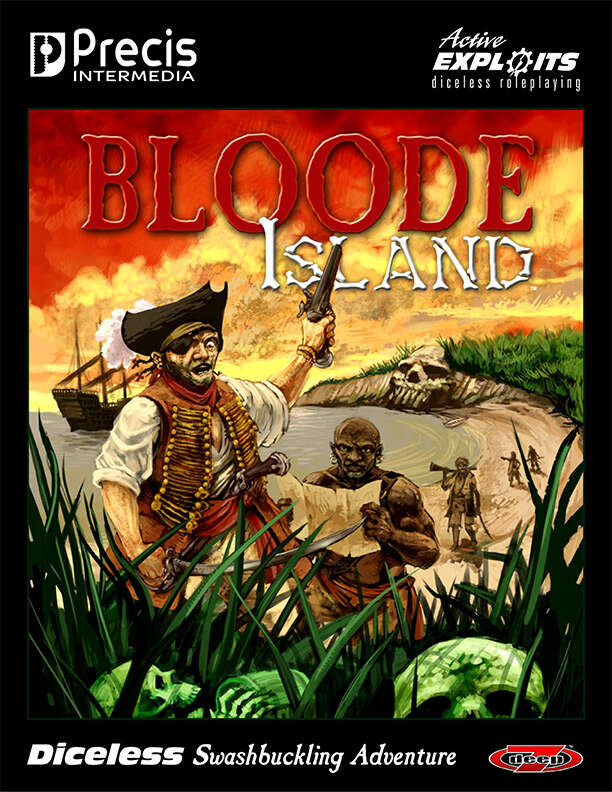 Bloode Island Diceless