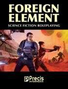 Foreign Element RPG