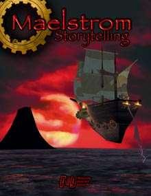 Maelstrom Storytelling (Dogbound Edition) - Precis Intermedia