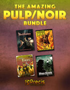 The Amazing Pulp/Noir Bundle [BUNDLE]