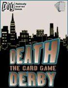 Death Derby: The Demolition Card Game