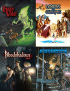 Magical, Mighty, Godly, and Gritty Bundle [BUNDLE]
