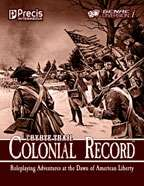 Colonial Record