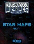 Disposable StarMaps: Set 1