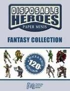 Disposable Heroes: Customizable Fantasy Collection
