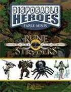 Disposable Heroes: Rune Stryders
