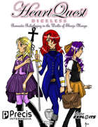 HeartQuest: Diceless Shoujo Manga Roleplaying
