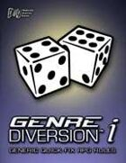 genreDiversion i Manual (Generic Quick-Fix RPG Rules)