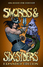 Swords & Six-Siders Expanded Edition