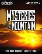 Coyote Trail: Mysteries of the Mountain
