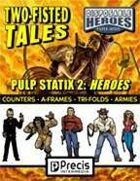 Disposable Heroes Pulp Statix 2: Heroes