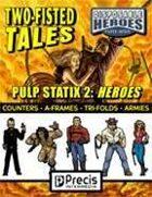 Disposable Heroes Pulp Statix 2: Heroes