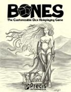 Bones: Customizable Dice RPG