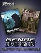 Film Noir Horror - Mean Streets/Ghostories [BUNDLE]