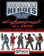 Disposable Heroes Cyberpunk Statix 3 (2020)
