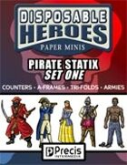 Disposable Heroes Pirate Statix 1