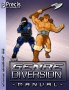 The genreDiversion 3E Manual