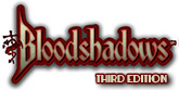 Bloodshadows Third Edition