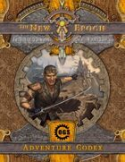 The New Epoch - Adventure Codex
