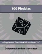 D-Percent - 100 Phobias