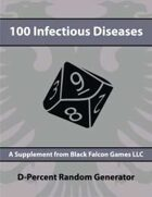 D-Percent - 100 Infectious Diseases