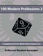 D-Percent - 100 Modern Professions 2