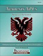 Nemesis NPCs - Nerezza Vescovo [PFRPG]