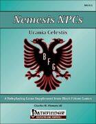 Nemesis NPCs - Urania Celestis [PFRPG]