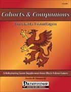 Cohorts & Companions - Thorkatla Foamflagon [PFRPG]