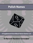 D-Percent - Polish Names