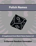 D-Percent - Polish Names