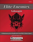 Elite Enemies - Sahuagin (PFRPG)