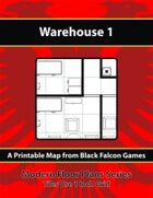 Modern Floor Plans - Warehouse 1