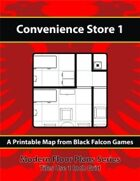 Modern Floor Plans - Convenience Store 1