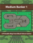 Quickies - Medium Bunker 1