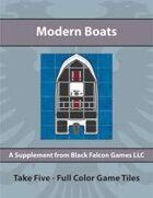 Take Five - Modern Boats