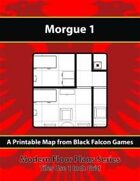 Modern Floor Plans - Morgue 1