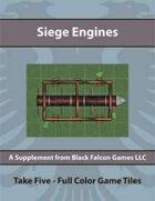 Take Five - Siege Engines