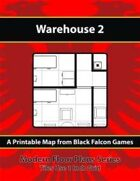 Modern Floor Plans - Warehouse 2