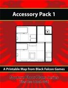 Modern Floor Plans - Accessory Pack 1