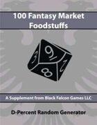 D-Percent - 100 Fantasy Market Foodstuffs