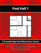Modern Floor Plans - Pool Hall 1