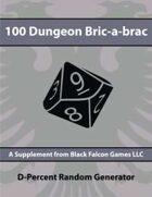 D-Percent - 100 Dungeon Bric-a-brac