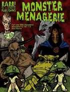 Monster Menagerie