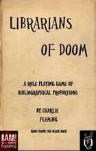 Librarians of Doom _ The Black Hack edititon