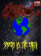 Spiders Vs. The Earth
